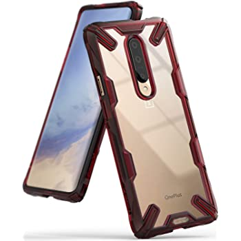 Ringke Fusion-X Diseñado para Funda OnePlus 7 Pro Ergonómico ...