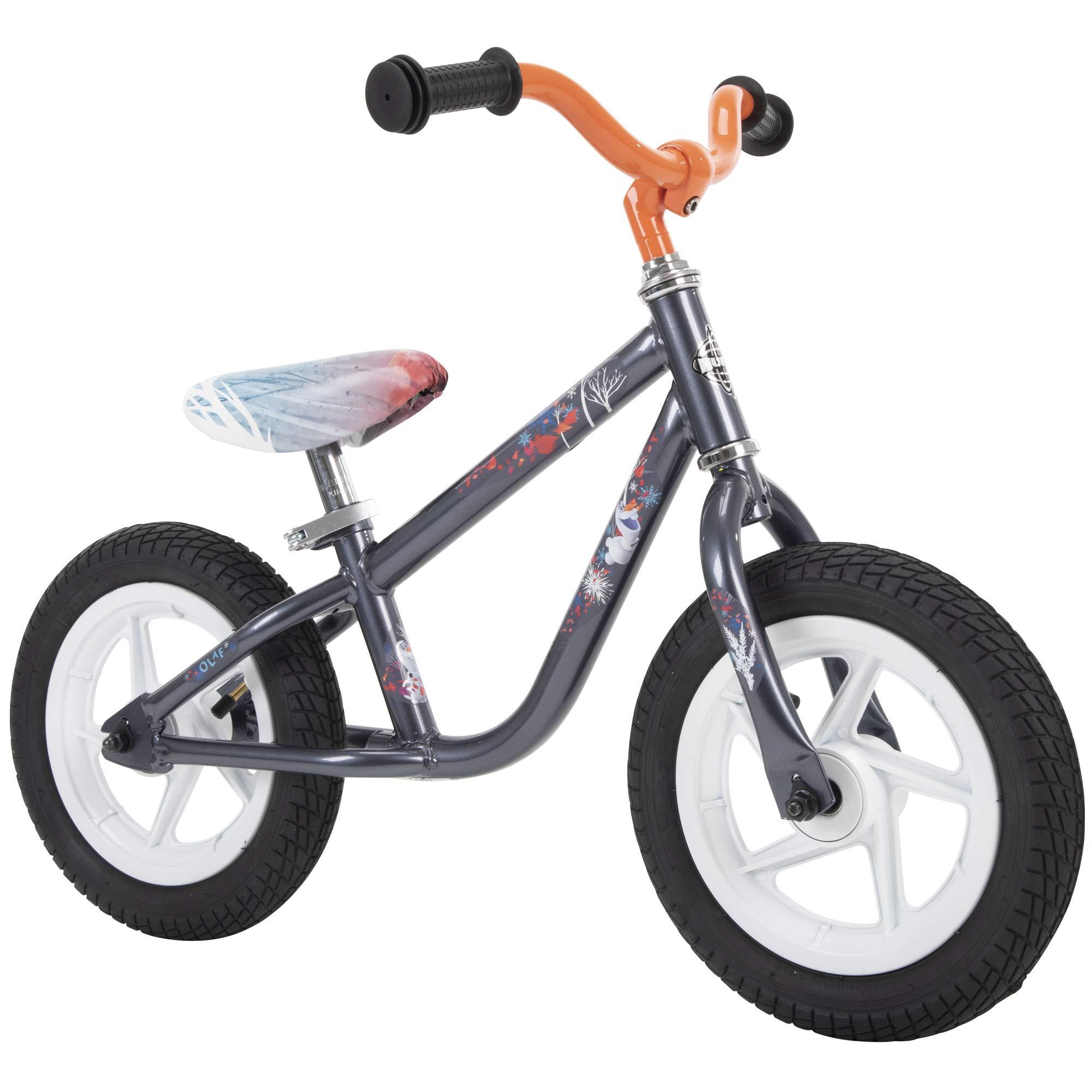 Huffy Kids Frozen 2 Bicicleta de Equilibrio o Trike, Anna, Elsa y ...