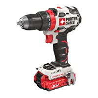 Deals on PORTER-CABLE 20-Volt Max 1/2-in Brushless Cordless Drill