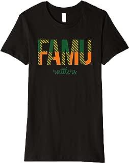 Womens FAMU Rattlers Women's College NCAA T-Shirt RYLFAM10