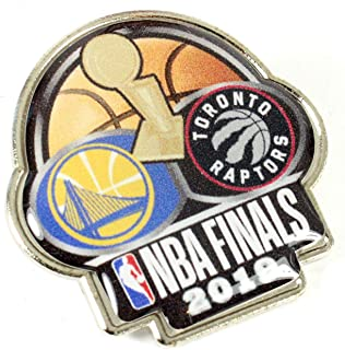 nba finals pin