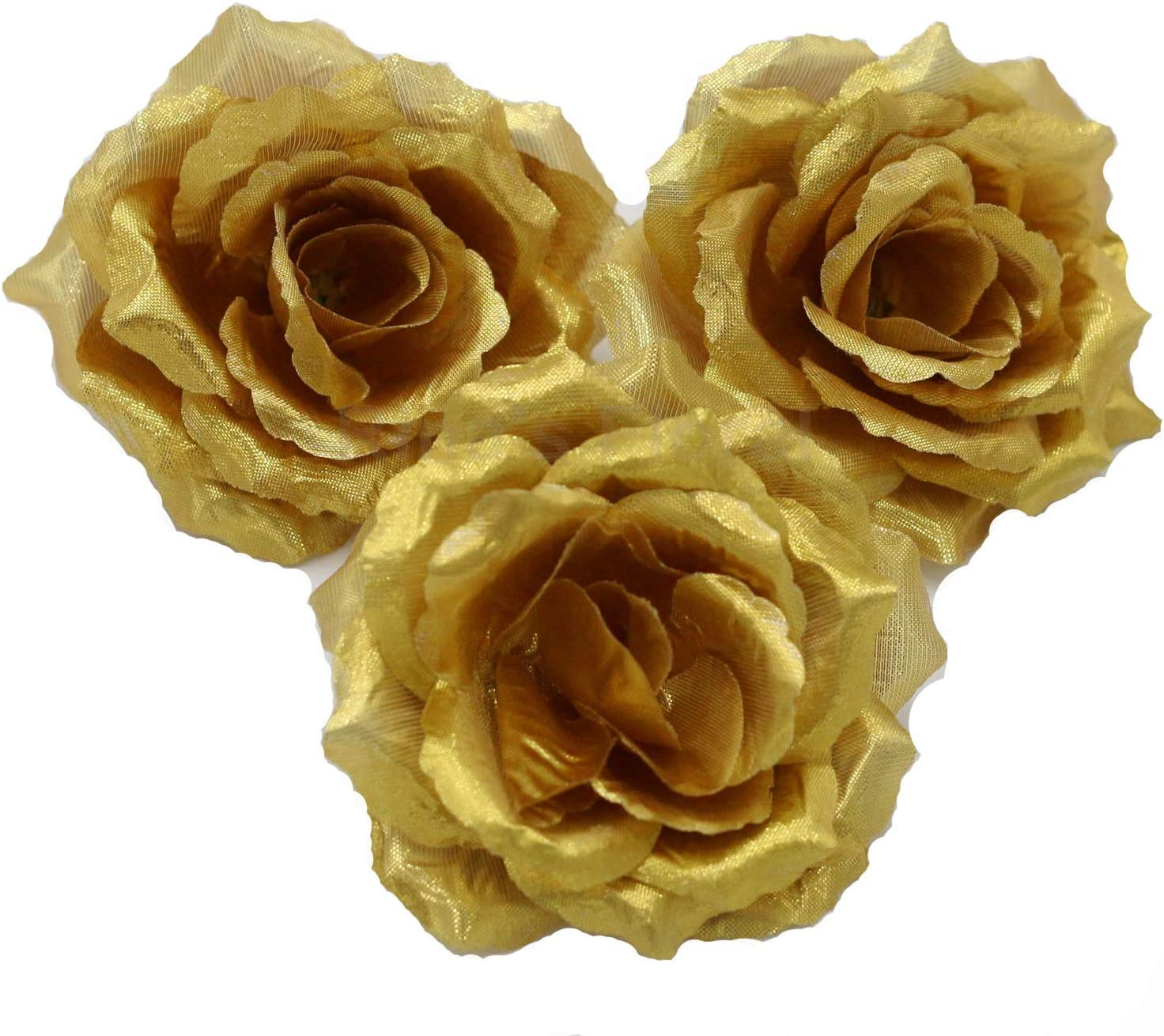 Silk Flowers Wholesale 100 Artificial SALENEW very popular! Rose Limited time for free shipping Bulk Flowe Heads