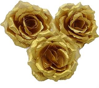 Best gold flowers artificial Reviews