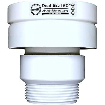 1-1/2 inch Tuuber Vent 2X Superior Seal Air Admittance Valve