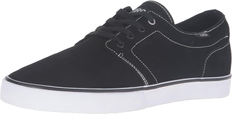 C1RCA Schuhe  Drifter schwarz Weiß BK