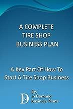 Best tyre shop business plan Reviews