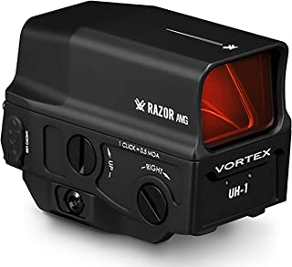 Vortex Optics Razor AMG UH-1 Holographic Sight - 1 MOA Dot