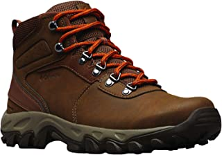 1699e6062aee FREE Shipping on eligible orders. Columbia Mens Newton Ridge Plus II  Waterproof Hiking Boot