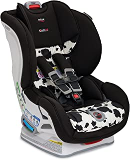 cow print convertible car seat