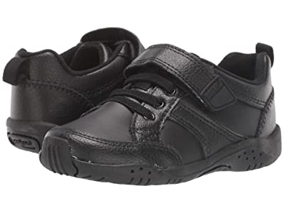 pediped Justice Flex (Toddler/Little Kid) (Black) Boy