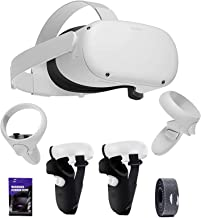 Oculus Quest 2 VR Headset 256 GB Video, Avanzate All-in-One Virtual Reality Gaming Headset, 3D Cinematic Sound, In bundle ...