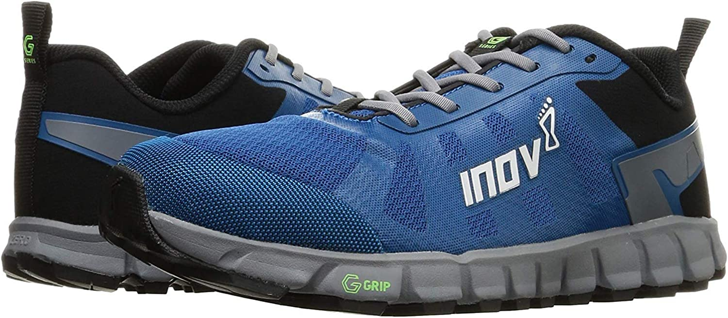 Zero Drop Inov-8 Mens Terraultra G 260 Perfect for Running Long Distances on Hard Trails and Paths Ultra Trail Running Shoe