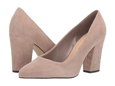 Bella-Vita Gigi (Almond Suede Leather) High Heels