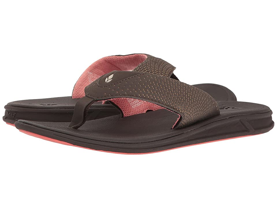 Reef Rover (Brown/Coral) Women