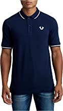 True Religion Men's Crafted with Pride Polo