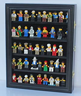 Minifigures Dimensions Display Case Thimble Wall Cabinet