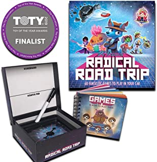 Dr. Biscuits' Radical Road Trip - 60 Fun Games to Play in Your Car