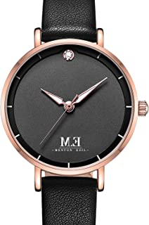 Wrist Watch Quartz Movement by M.E, Simple and Classic, Waterproof
