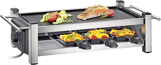 Küchenprofi Raclette TASTE8-KP1770502800/gris