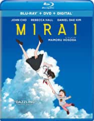 MIRAI arrives on Blu-ray combo pack, DVD, and Digital April 9 from Universal Pictures