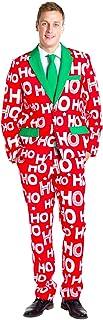 Tipsy Elves Ho Ho Holla Blazer with Tie: 40