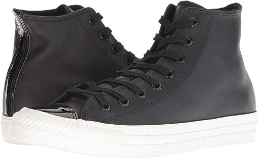 Black/Black/Vintage White