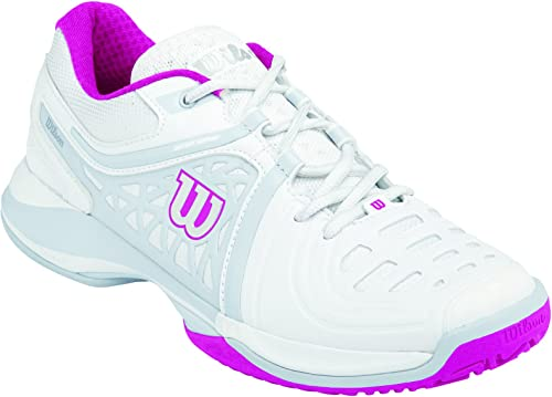 Wilson Nvision Elite W, Hauszapatos de tenis, mujer