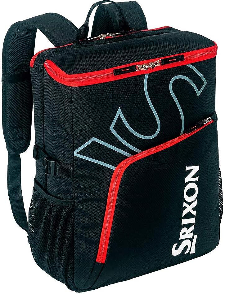 リル招待戦いスリクソン(SRIXON) テニスバッグ バックパック(ラケット1本収納可) SPC-2931
