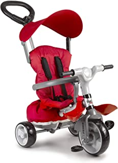 Feber Trike Baby Plus Music Prime_, Red, 800012146