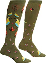 Sock It To Me Women's Quail Knee High Socks
