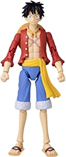 Anime Heroes One Piece Luffy Action Figure (36931)