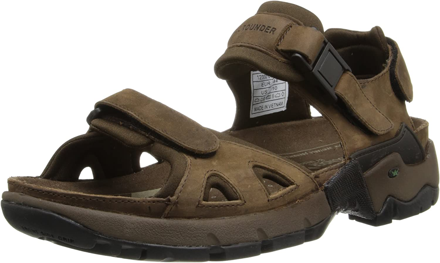 ALLROUNDER by A surprise price is realized MEPHISTO Alligator New arrival Sandal Men's