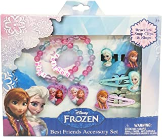 Frozen Best Friends Jewelry and Hair Set