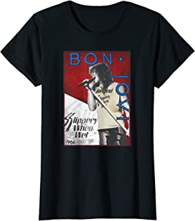 bon jovi 2018 tour t shirts