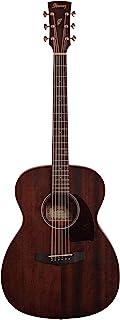 Ibanez PC12MHOPN PC12MHOPN Grand Concert Acoustic Guitar, Open Pore Natural
