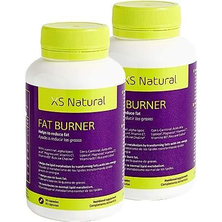 fat burner xs natural