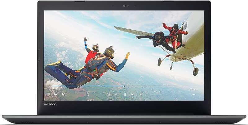 Lenovo IdeaPad 320 43 9 cm  17 3 Zoll HD  TN matt  Laptop  AMD A6-9220  4GB RAM  1TB HDD  DVD  AMD Radeon 530 2GB  Windows 10 Home  schwarz