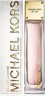 Michael Kors Glam Jasmine Eau de Parfum Spray for Women, 3.4 Ounce