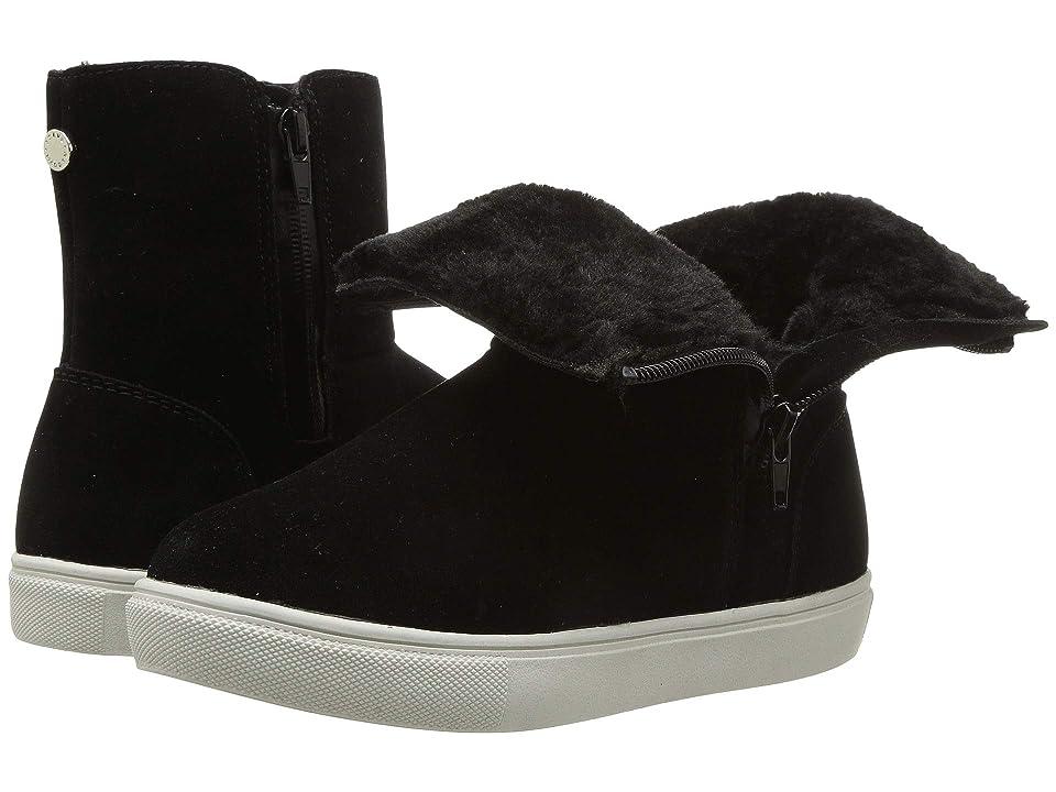 Steve Madden Kids Jgarrson Waterproof (Little Kid/Big Kid) (Black) Girls Shoes