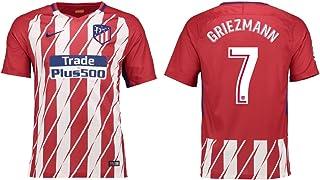 Camiseta para niños Atlético de Madrid 2017–2018, equipación de local, Griezmann 7