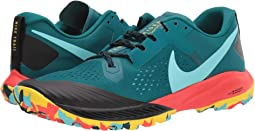 Geode Teal/Aurora Green/Black