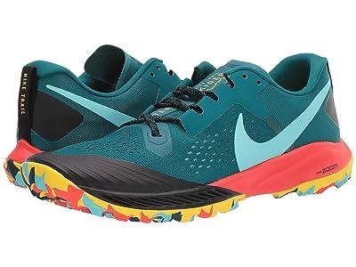 Nike Air Zoom Terra Kiger 5 (Geode Teal/Aurora Green/Black) Men