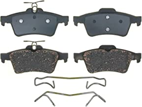 ACDelco 17D1095CH Professional Ceramic Rear Disc Brake Pad Set