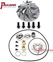 PULSAR 6.6 Duramax LLY Turbo Rebuild Kit Billet Compressor Wheel 2004.5-2005