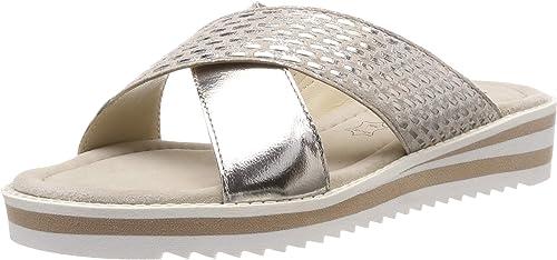 Marc chaussures Mona, Sandales Plateforme Femme