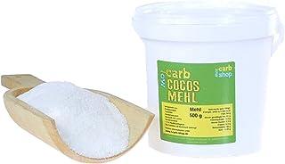 -Carb KOKOS Mehl zuckerarm, teilentölt 500 g