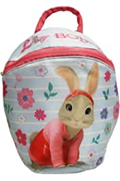 Kids Girls Peter Rabbit Lily Bobtail Cross Body Bag Floral Handbag Accessory