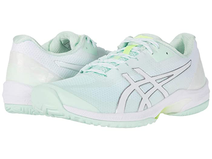 ASICS  Court Speed FF (Mint Tint/White) Womens Tennis Shoes