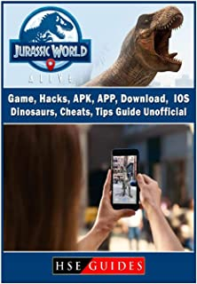 jurassic world the game hack apk