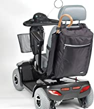 Drive Medical Crutch & Walking Stick Bag For Mobility Scooter (Black)